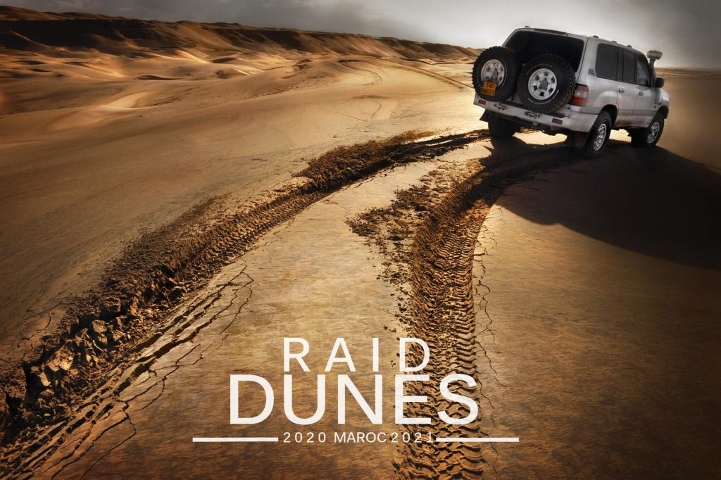 Raid Dunes Marruecos 2020 2021